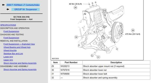 2002 ford explorer front suspension diagram. Black Bedroom Furniture Sets. Home Design Ideas