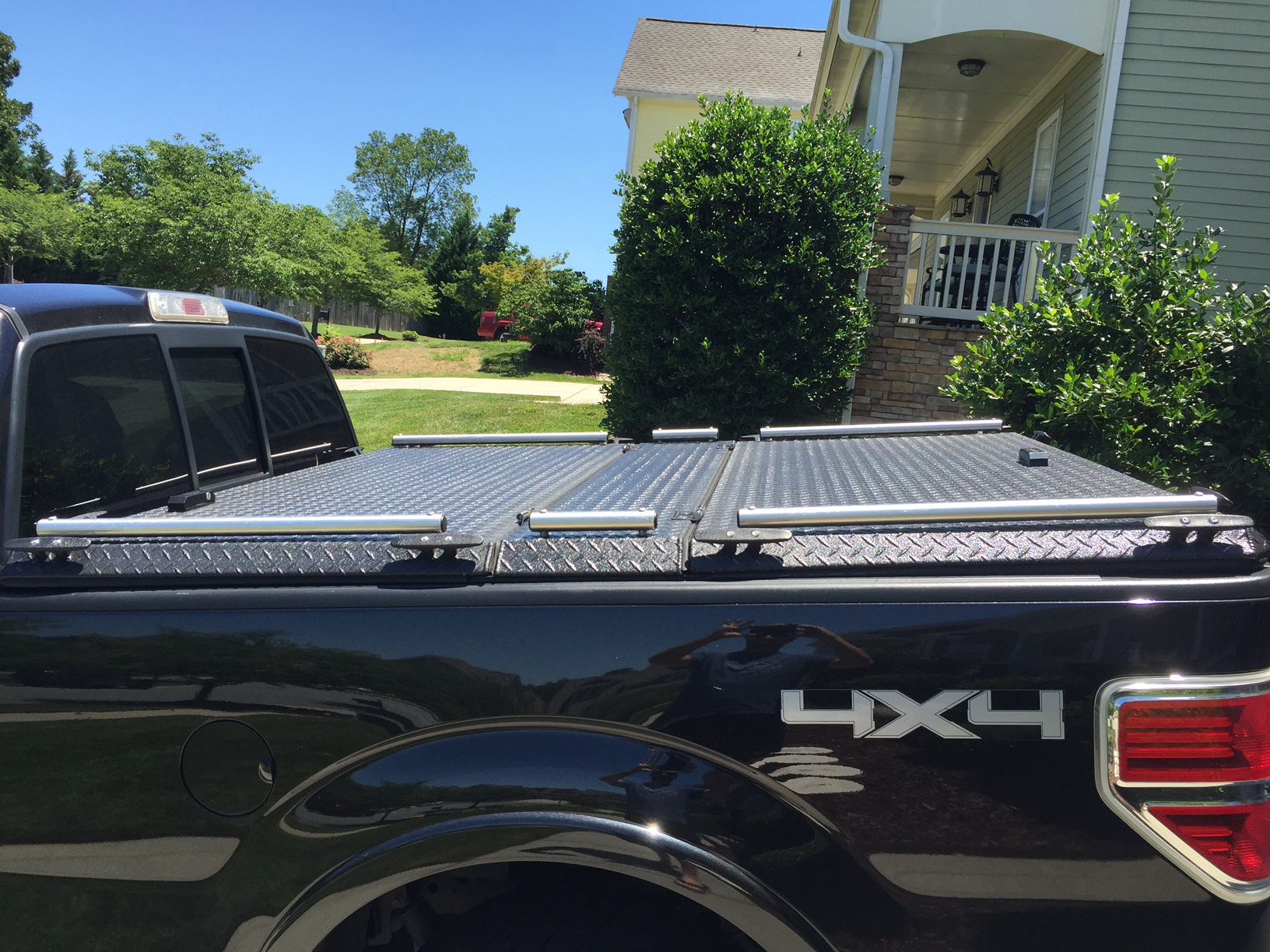 Diamondback Hd Atv Tonneau Truck Cover F150 2009 To 2014