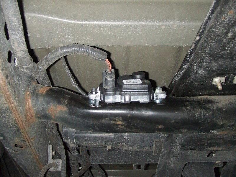 Ford Explorer 4x4 Control Module