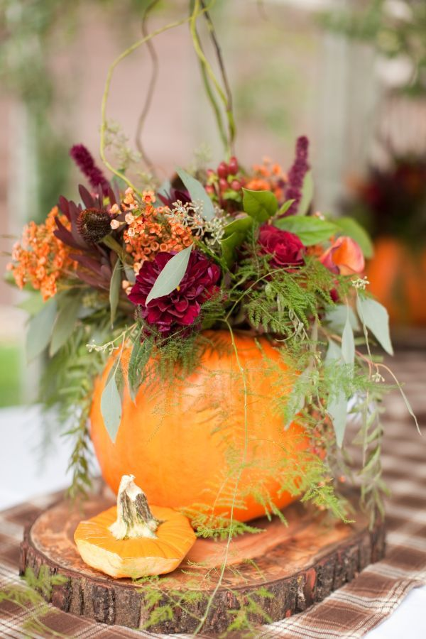 Autumn Wedding Decorations