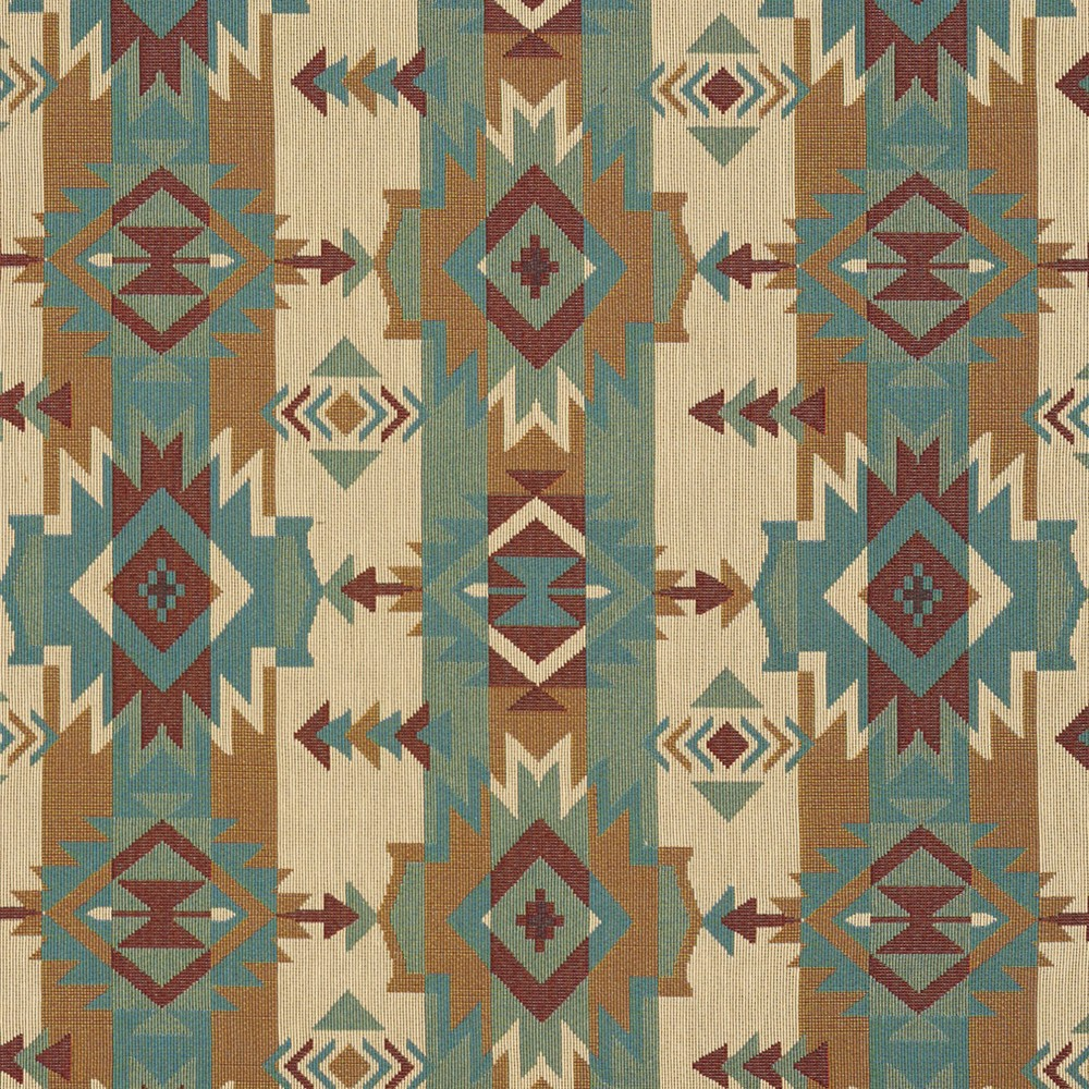 Upholstery Fabric Western Theme