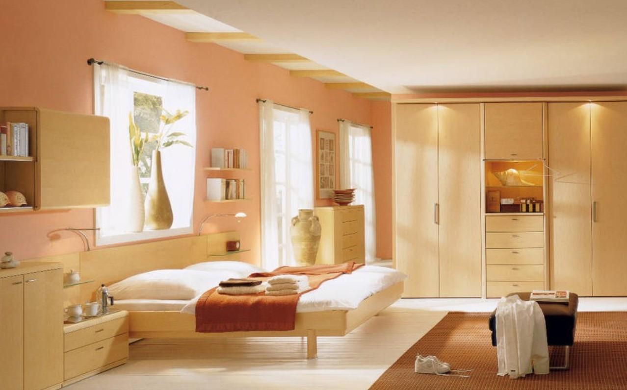 Interior Decoration Bed Room