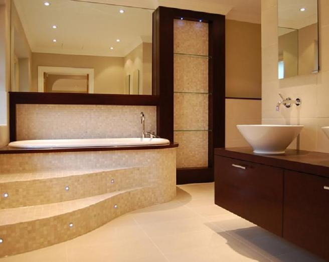 Modern Bathroom Designs Small Bathrooms