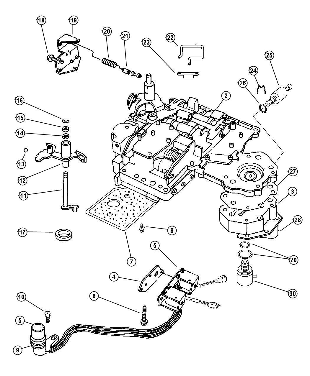 Showassembly on chrysler factory radio wiring diagram