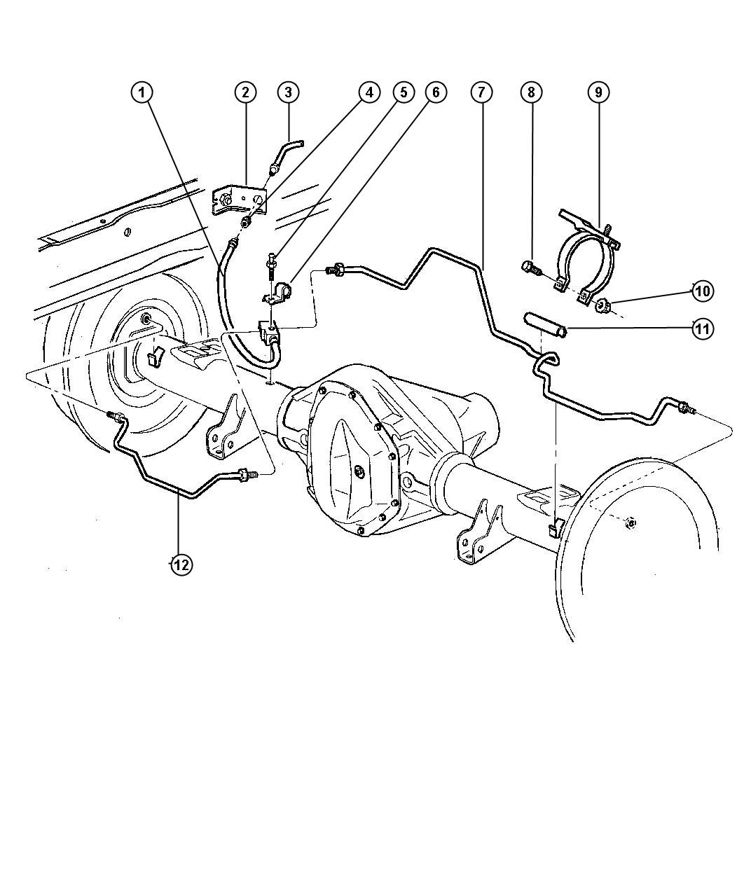 2003 dodge ram rear brake diagram wiring diagram 2001 dodge ram brake diagram 2003