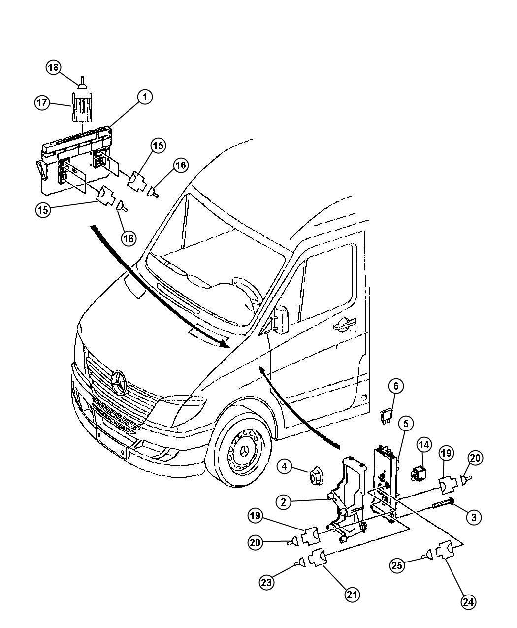 2003 Dodge Ram 2500 Fuel Filter Location