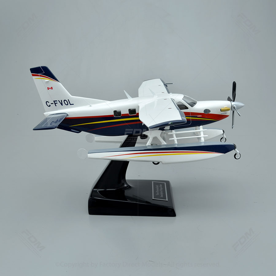 Quest Kodiak Model with Detailed Interior