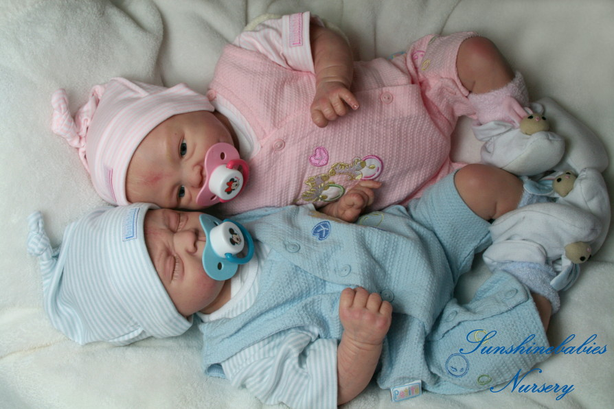 Cute Twins And Triplets