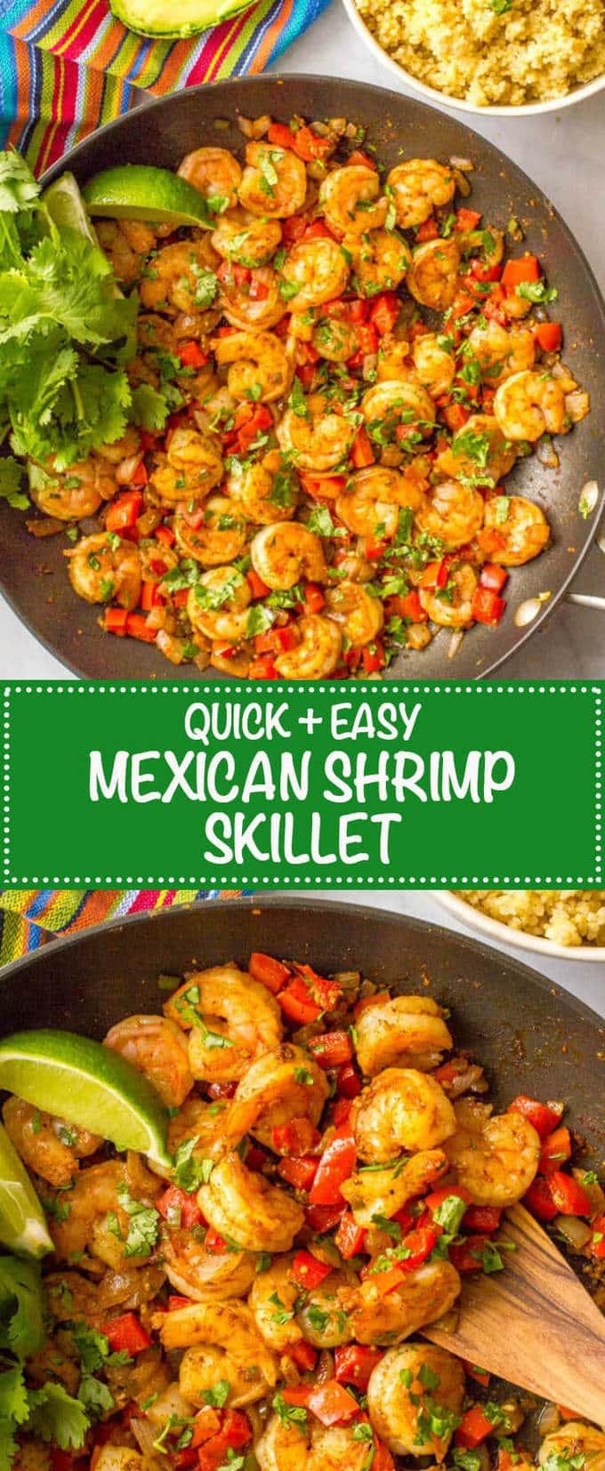 Pan Fried Shrimp Recipes