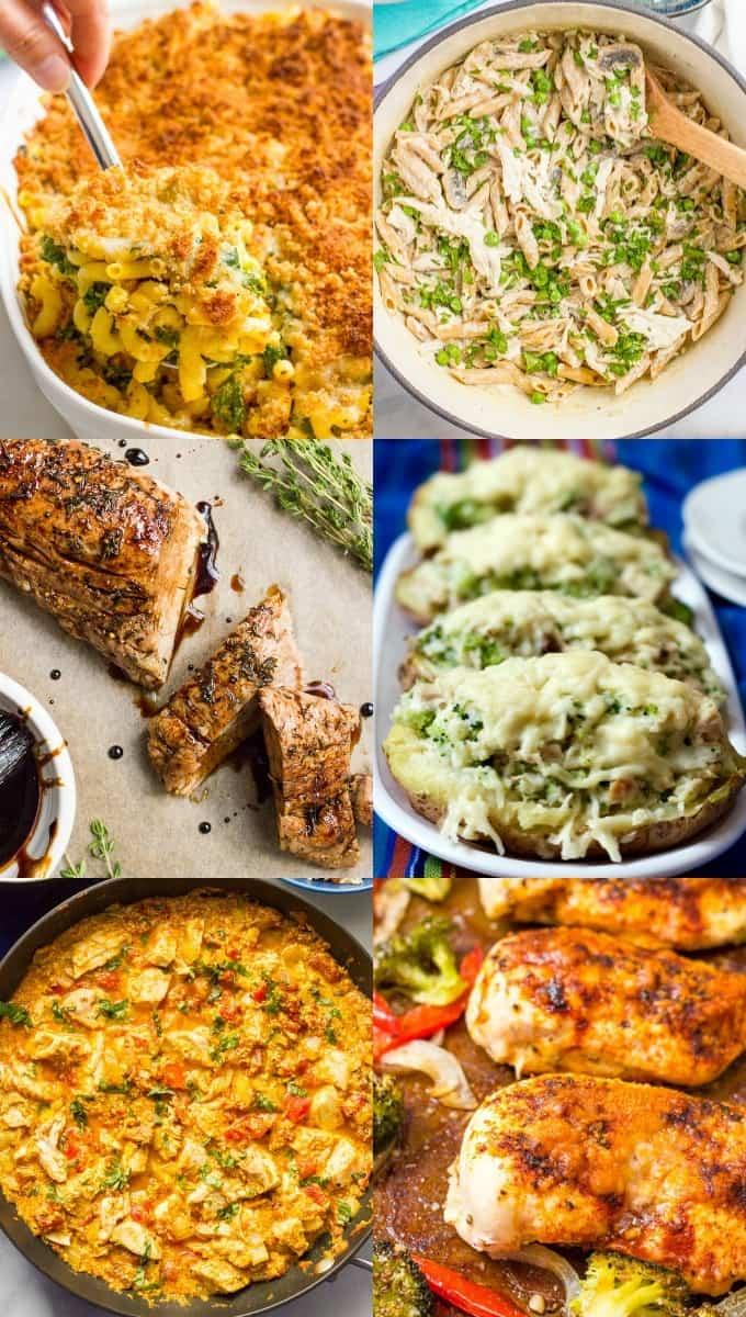 Easy Dinner Recipes Family