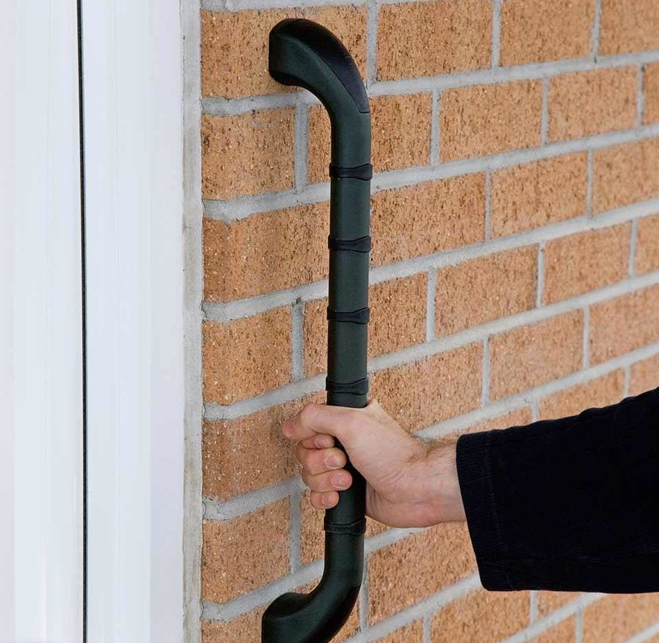 Make A Home Safe For Older Folks | Handicap Rails For Steps | Grab Rail | Deck | Porch Railing | Bed Rails | Activated Led