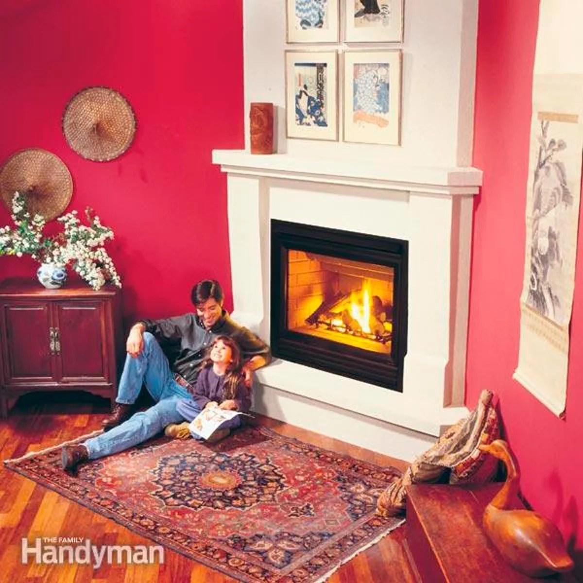 Windows Fireplace Exhaust