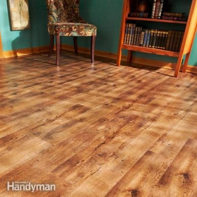 How to Install Luxury Vinyl Plank Flooring   The Family Handyman installing vinyl plank flooring how to install vinyl plank flooring