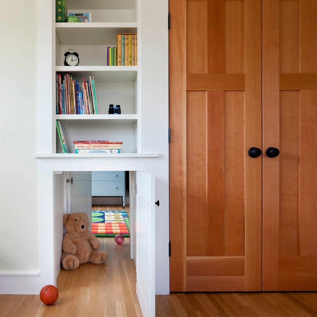 10 Incredible Hidden Rooms — The Family Handyman | Hidden Stairs To Basement | Wine Cellar | Channel Zero | House | Walkout | Too Steep