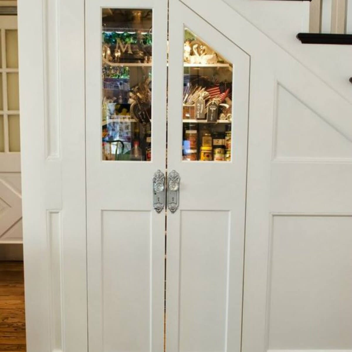 10 Genius Ideas For Building A Pantry — The Family Handyman | Wardrobe Design Under Stairs | Shoe Rack | California Closets | Shoe | Space | Stairs Storage Solutions