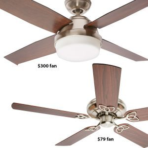 How to Install Ceiling Fans     The Family Handyman With Ceiling Fans  You Get What You Pay For