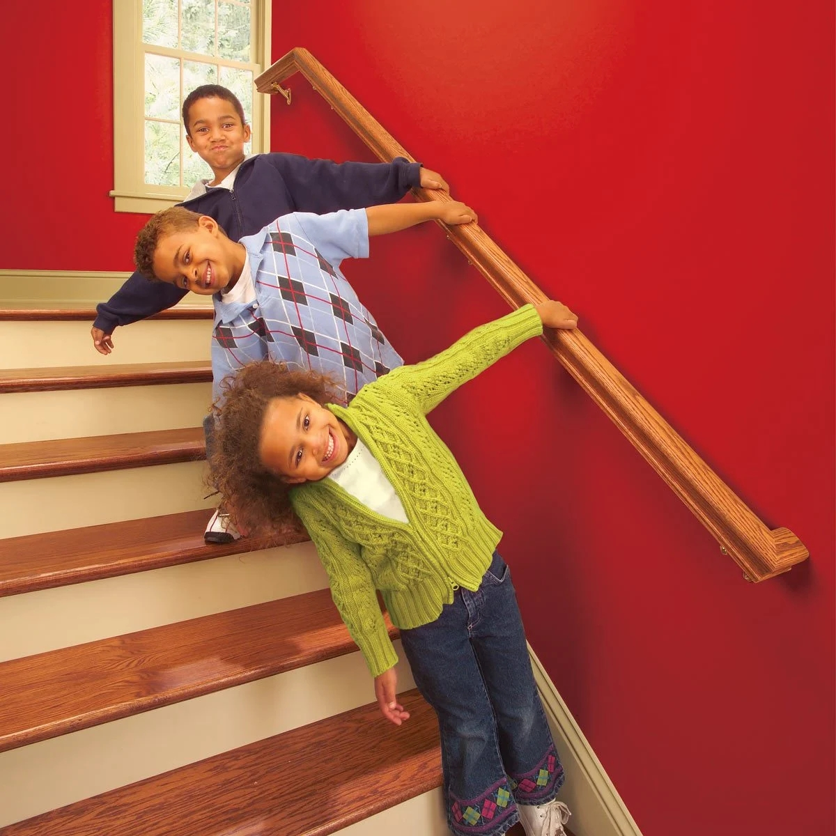 Install A New Stair Handrail | Cost To Build Stairs To Basement | Spiral Staircase | Deck | Risers | Doors | Stair Treads
