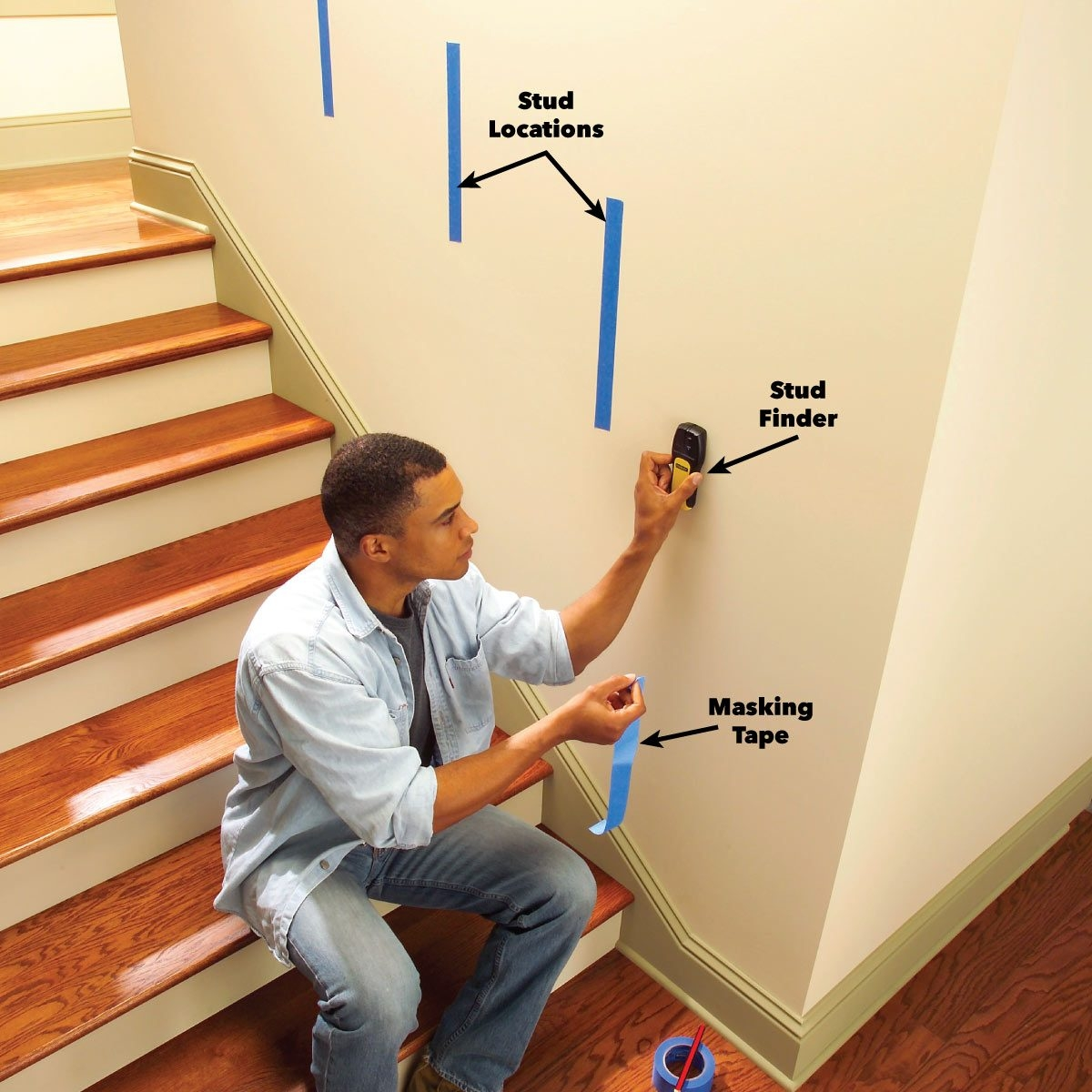 Install A New Stair Handrail | Wall Mounted Handrails For Outdoor Steps | Hand Rail | Stainless Steel | Handrail Ideas | Metal Stair | Staircase