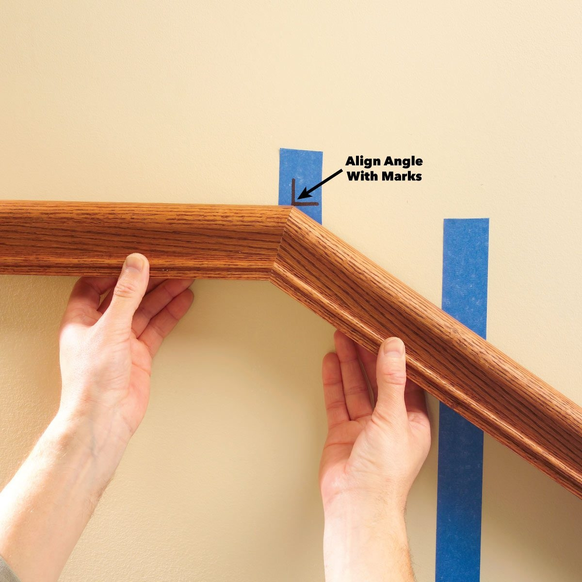 Install A New Stair Handrail | Short Handrail For Stairs | Exterior Handrail Ideas | Deck Railing Ideas | Spiral Staircase | Concrete | Wrought Iron