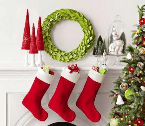 Ways Decorate Your Home Christmas