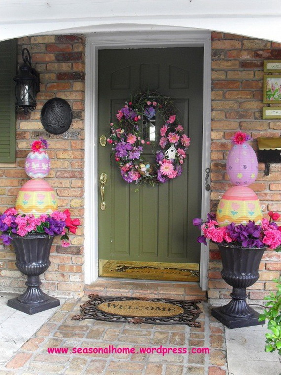 Exclusive Outdoor Easter Decorations Family Holiday Net
