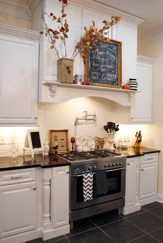 Room Family Decor Kitchen And