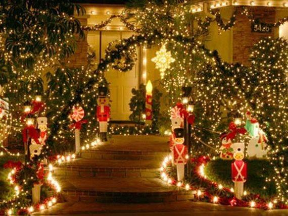 Illuminated Garden Ornaments