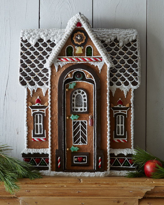 House Gingerbread Traditional