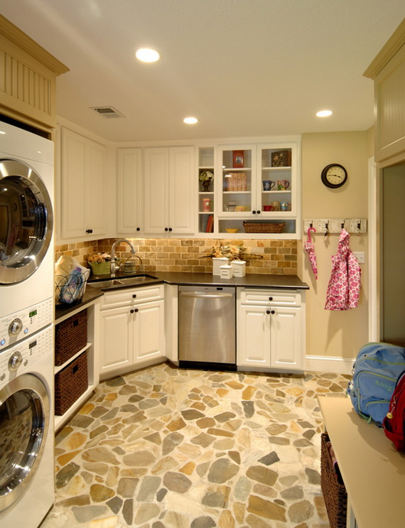 Beautiful Craft And Laundry Room Designs Multi Purpose