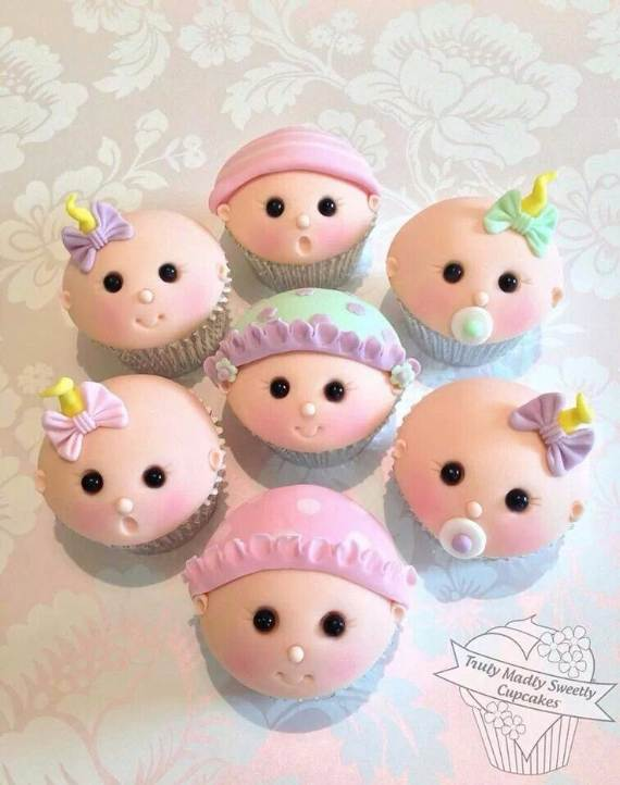 Unique Baby Shower Cakes Girl