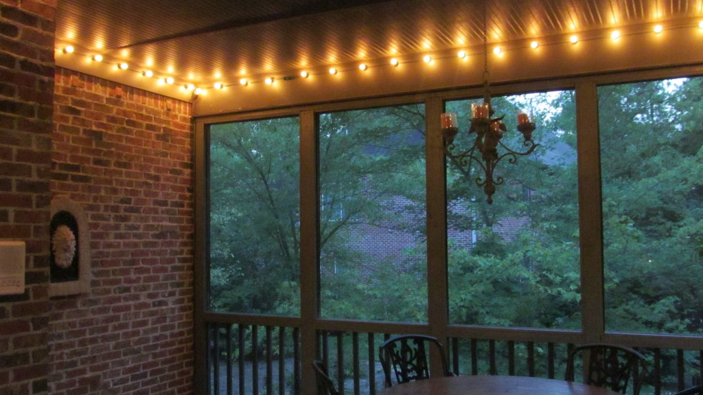 Screen Porch Ideas Budget