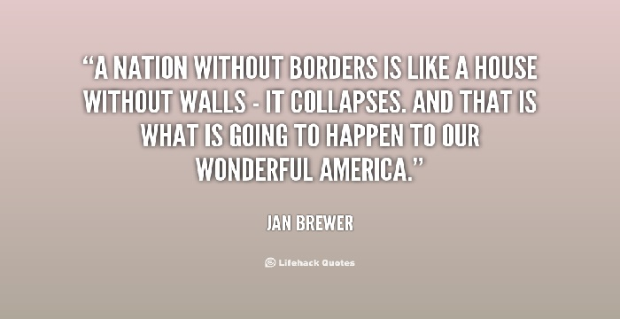 Borders Quotes Amp Sayings Which Clearly Say That The Word