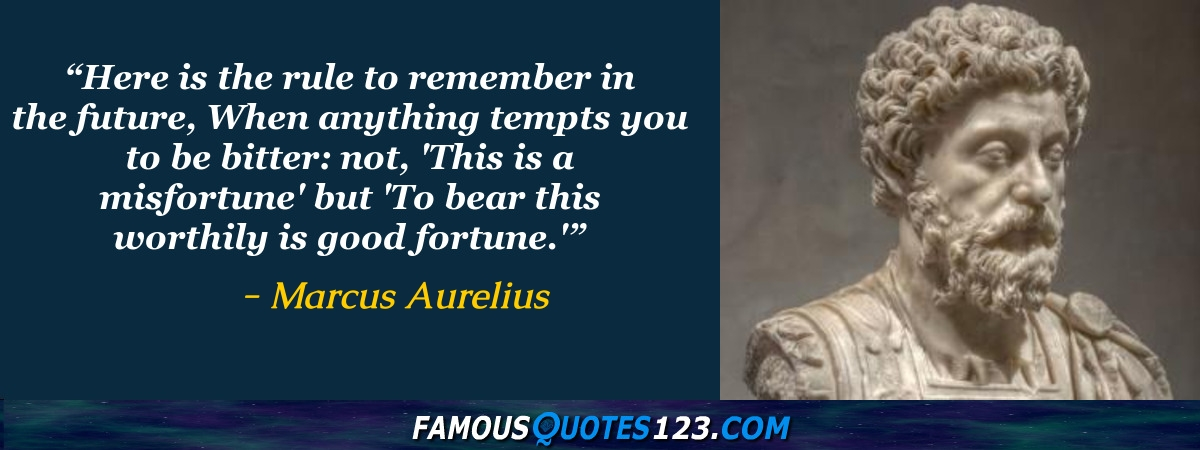 Marcus One Be Aurelius What Be Should Man More Good Waste Time No Arguing About