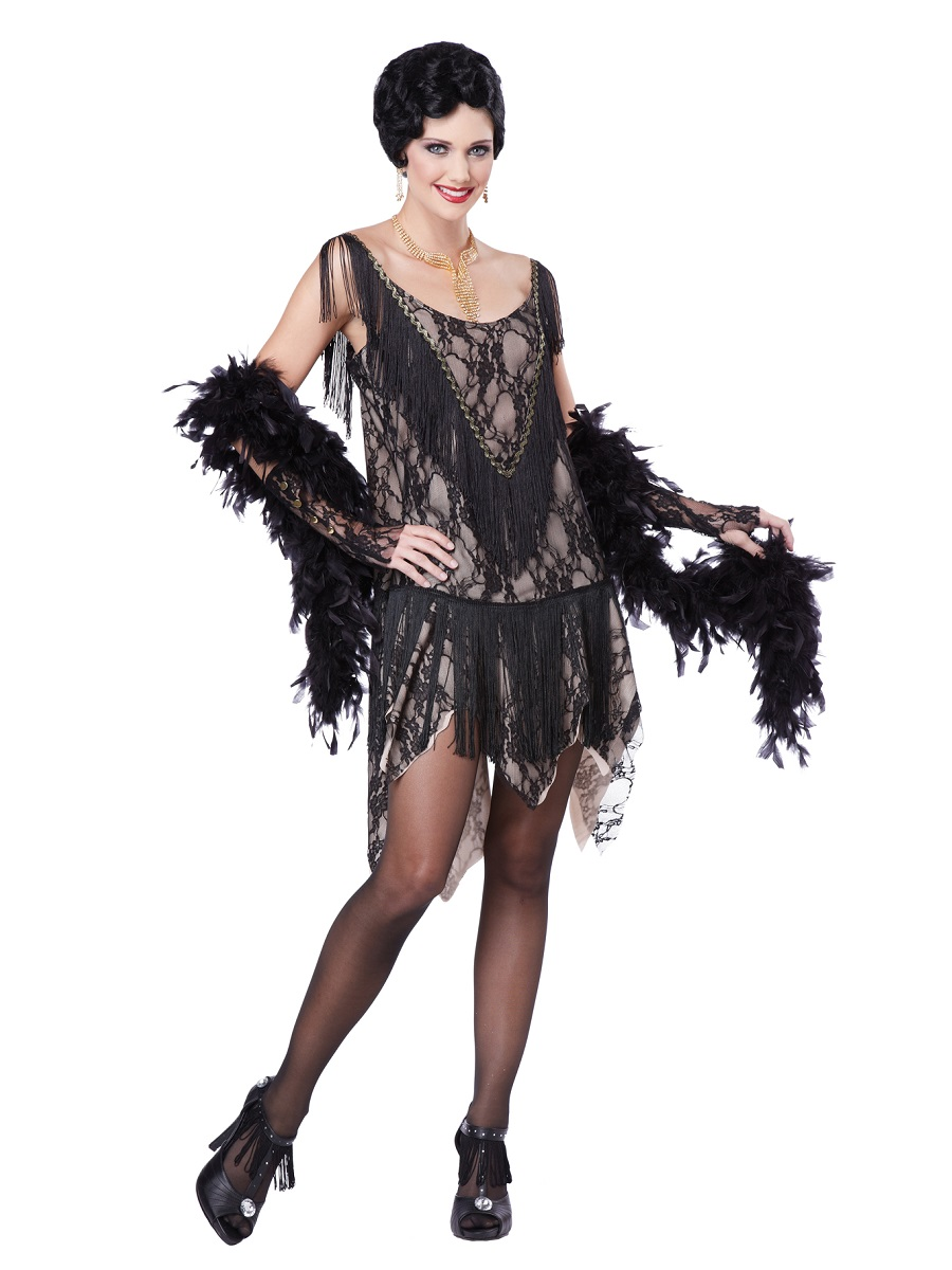 Flapper Dress Costume