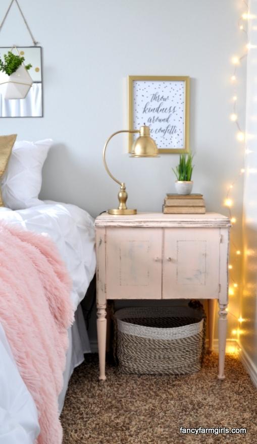 Teen Bedroom Makeover Fancy Farmgirls