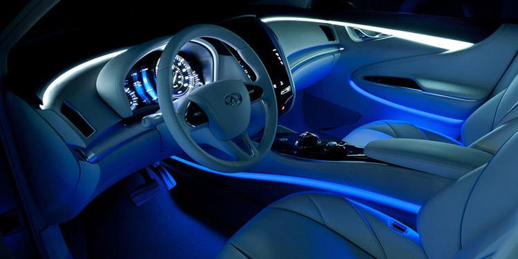 Led Light Kits Cars Interior
