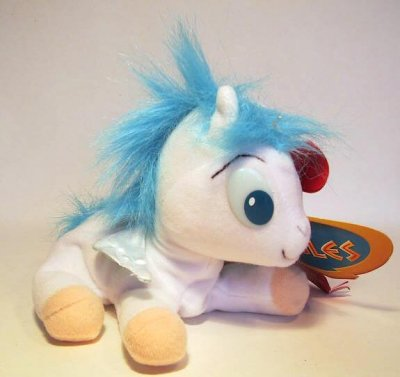 Pegasus Beanie Baby From Our Plush Collection Disney