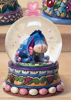 Gloom To Bloom Eeyore Waterball Jim Shore From Our Jim