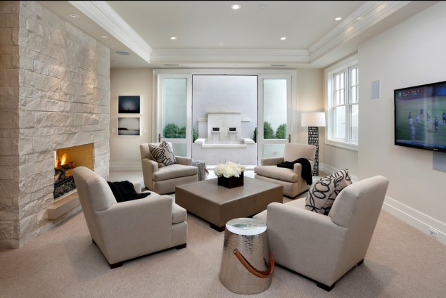 14 Examples Of Sensational Stone And Tile Accent Walls In