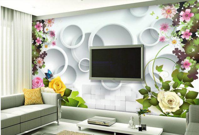 Jewelled Wall Decoration Stickers