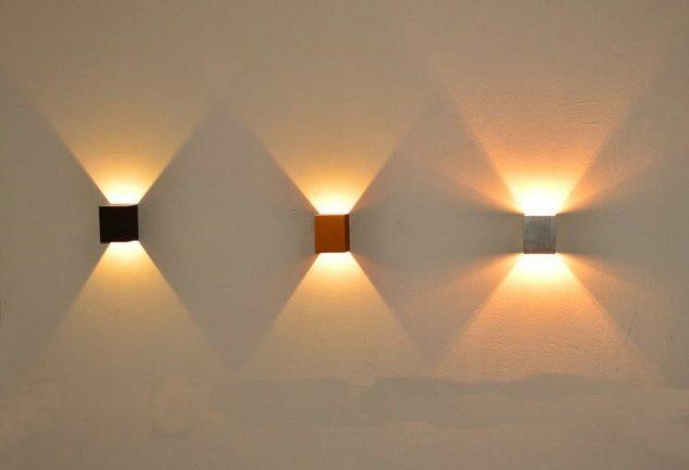 Fixtures Modern Light Sconces Unique