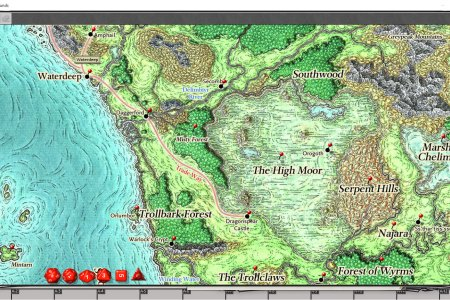 Forgotten realms map pdf path decorations pictures full path forgotten realms th edition by markustay dbxu ha world map e forgotten realms th edition by markustay dbxu ha world map e forgotten realms map of cormyr pdf gumiabroncs Gallery