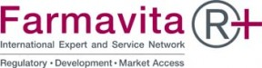 FarmavitaR+ International Expert & Service Network Logo