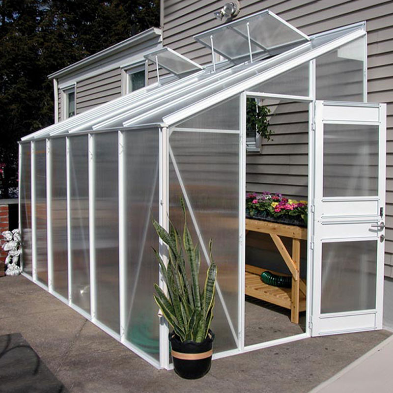 Building Farmtek Greenhouse