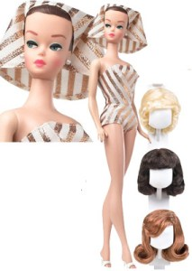 Fashion Queen Reproduction  My Favorite Barbie Fashion Queen     2010 My Favorite Barbie Fashion Queen Reproduction