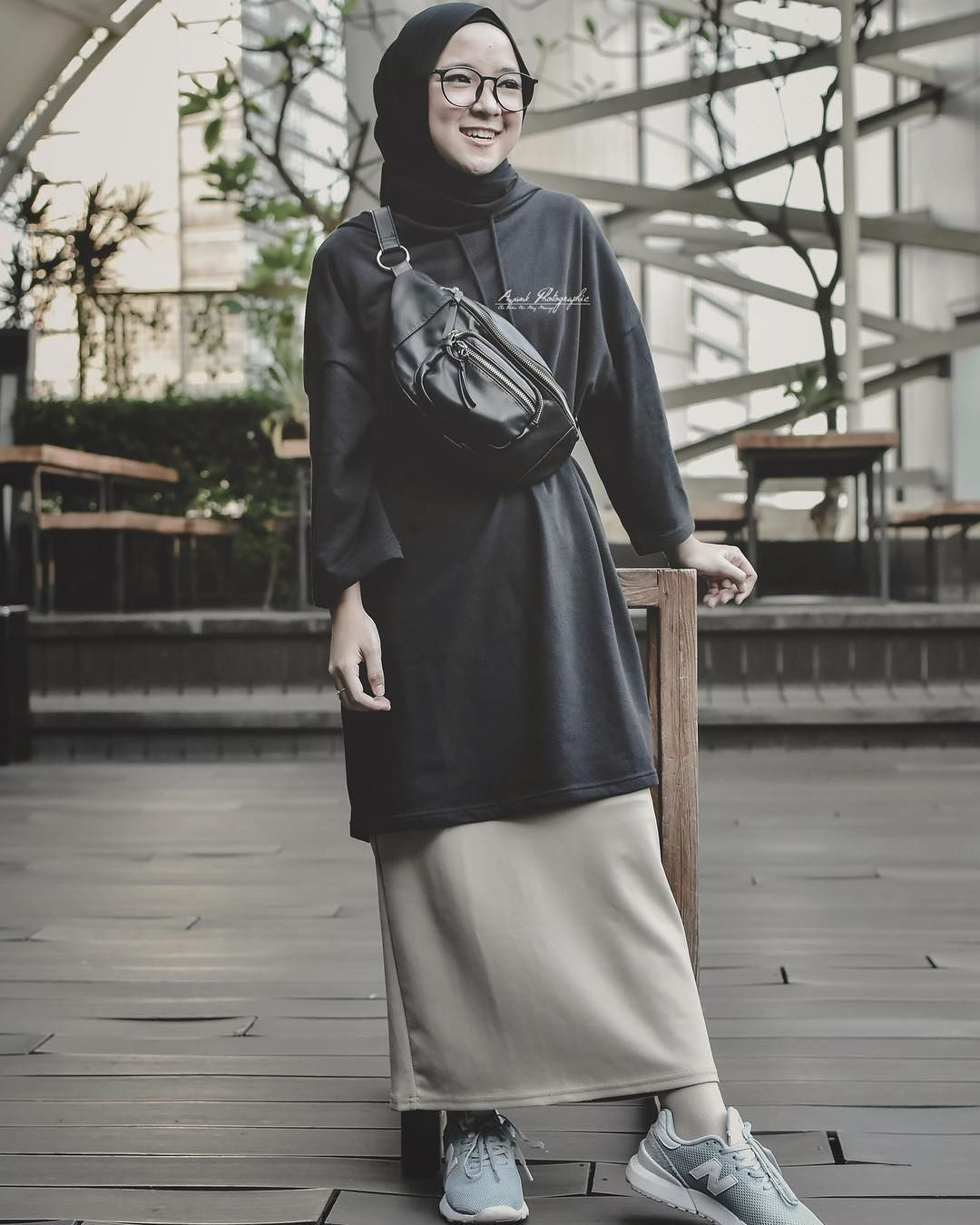 Model Baju Tunik Nissa Sabyan 27