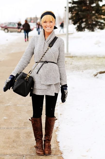 Cute Winter Outfits Tumblr   Fashion Belief