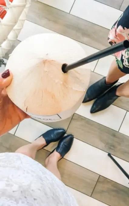 Fresh Coconut Water Nyc