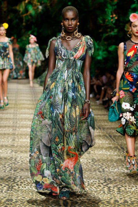 Dolce Amp Gabbana Spring Summer 2020 Runway Fashion Gone