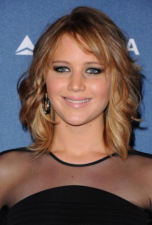 Timeless Hairstyles for Women That Will Never Get Out of Style: Jennifer Lawrence